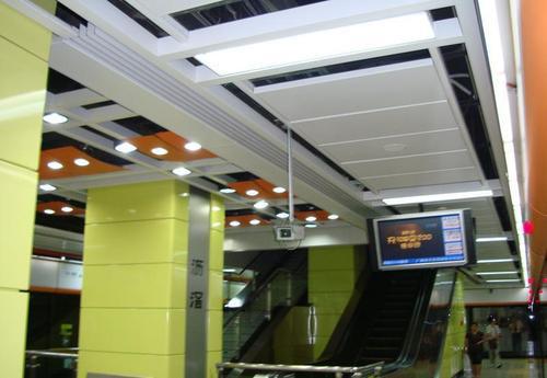 吊顶材料价铝扣板-吊顶材料介绍
