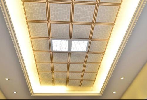 中式集成吊顶厂家-客厅铝扣板吊顶厂家之新中式铝扣板吊顶怎么样