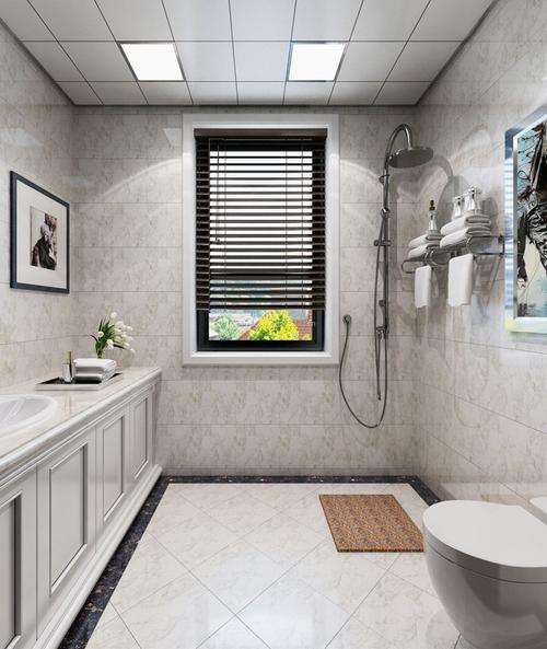 铝板集成吊顶图片-卫生间铝扣板吊顶图片大放送