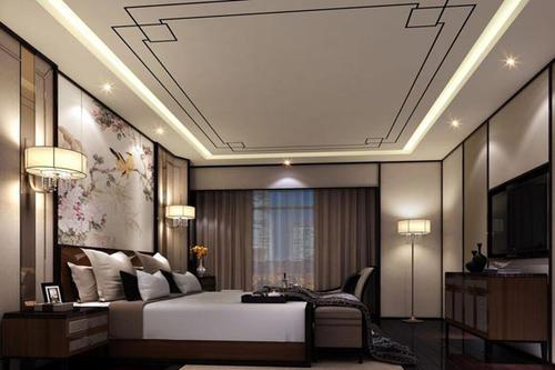 卧室集成墙面吊顶-卧室吊顶到底有什么作用