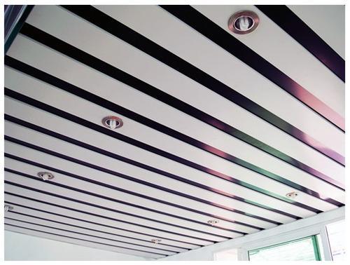 扣板吊顶改集成吊顶-吊顶扣板材料有哪些