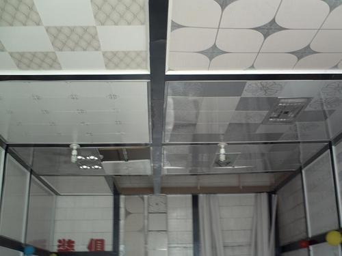 06集成吊顶板材-佛山集成吊顶厂家讲解铝扣板集成吊顶价格