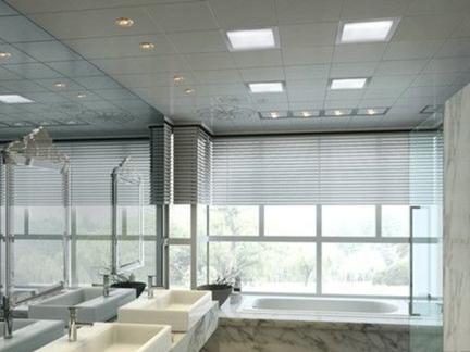 卫生间吊顶铝扣板价格表-跟着卫生间铝扣板吊顶厂家来揭秘卫生间吊顶材料那些事