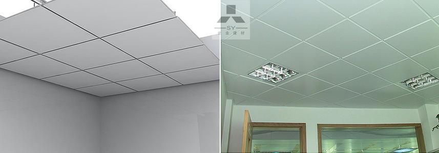 乐山铝扣板-客厅铝扣板吊顶厂家来总结