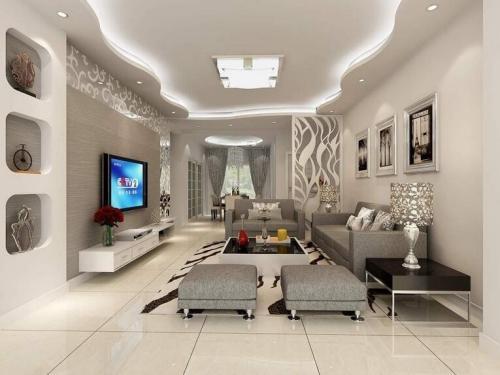 客厅用铝扣板吊顶好不好-客厅用铝扣板吊顶好吗