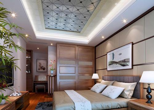 集成吊顶铝扣板生产有限公司-冲孔铝扣板吊顶的特点
