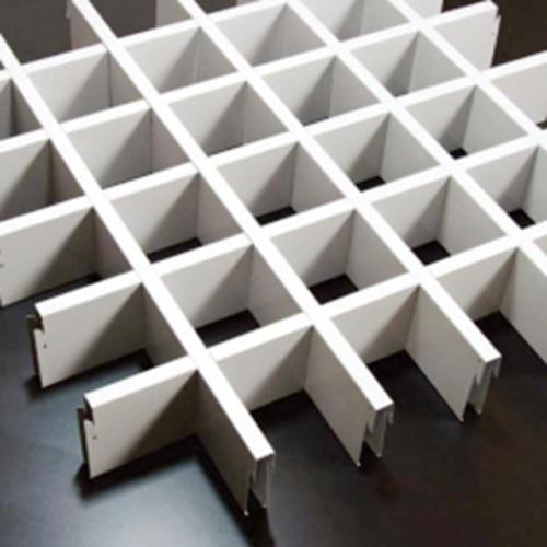 工程铝扣板600x600-大型高校铝扣板工程案例效果图