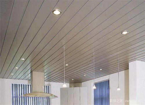 关于铝扣板的吊顶方法-室内铝扣板厂家讲吊顶这种常用的装饰方法