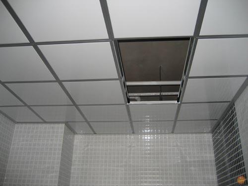 山东铝扣板厂家-广东铝天花厂家讲铝扣板吊顶怎么装的平