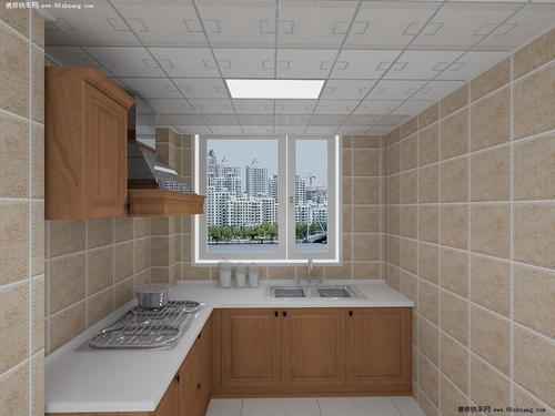 厨房没做集成吊顶-从这几个方面看看阳台吊顶做不做