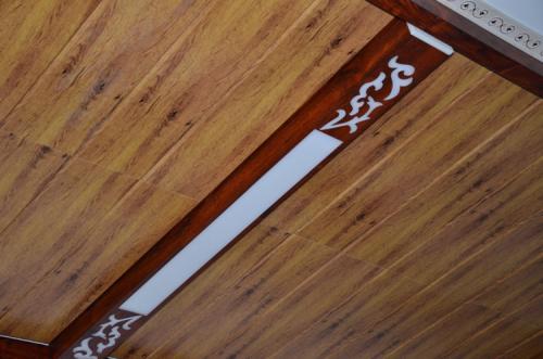 吊顶装饰铝扣板-客厅吊顶装饰技巧
