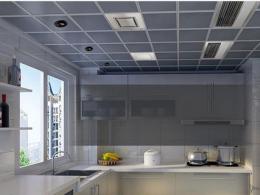 昆明铝扣板厂家-厨房铝扣板吊顶怎么装