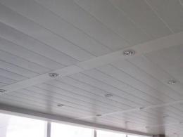 长条铝扣板厂家-关于铝扣板吊顶收边角这些问题