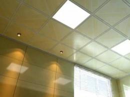 铝扣板异型吊顶-格栅铝天花吊顶的种类