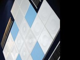 铝扣板家装价格-铝蜂窝板豪宅家装工程案例