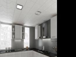 吊顶用什么材料铝扣板-客厅吊顶用什么材料
