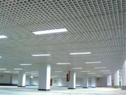 铝扣板格栅尺寸-铝扣板生产厂家讲讲铝扣板吊顶怎么装