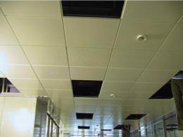 装饰铝板和铝扣板-Mole药房的外墙穿孔铝单板和服务台穿孔铝板装饰