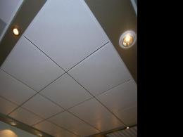 沈阳铝扣板吊顶-走廊通道铝扣板吊顶厂家安装小秘籍