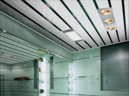 卫生间吊顶长条铝扣板-卫生间选什么铝扣板用的时间更长