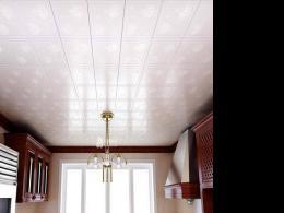铝扣板吊顶可以做异吗-客厅可以使用铝扣板吊顶吗