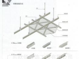 造型天花铝扣板天花-铝天花的优点有哪些