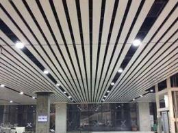 湖州铝扣板吊顶-广州铝天花厂家来告诉你集成吊顶铝扣板怎么拆