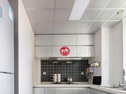 墙面铝扣板效果-集成吊顶铝扣板用什么胶
