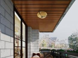 阳台铝扣板吊顶价格-深度剖析阳台铝扣板吊顶这些事