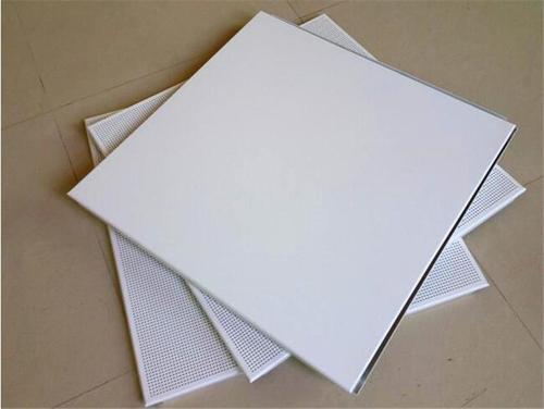 广州工装铝扣板厂家告诉你选工装铝扣板什么最重要