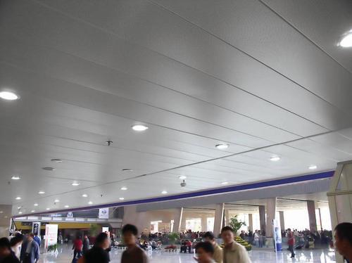 室内铝扣板厂家分享铝扣板吊顶效果图,看看怎么样-佛山美利龙