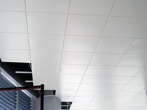 铝槽铝扣板-钢槽铝扣板-铝扣板抠槽