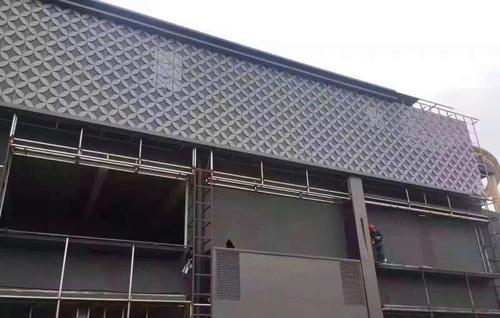 穿孔铝扣板-600x600穿孔铝扣板-穿孔铝扣板孔间距