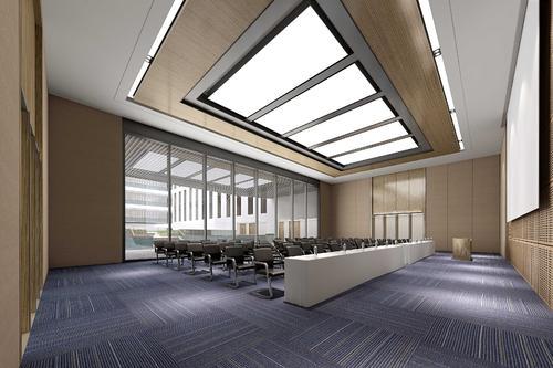 客厅用集成铝扣板吊顶效果图片-客厅集成吊顶效果图用铝扣板的-集成铝扣板客厅二级吊顶效果图