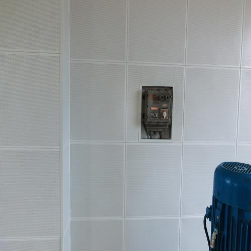 装潢墙体铝扣板-工地装潢铝扣板-墙体铝扣板怎么装