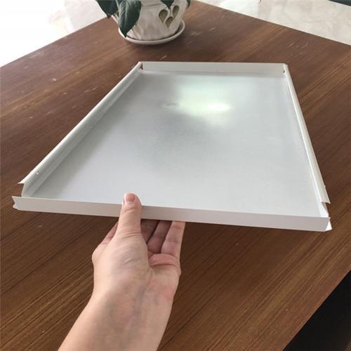 高边s型铝扣板-铝扣板高边造型板-高边s型铝扣板