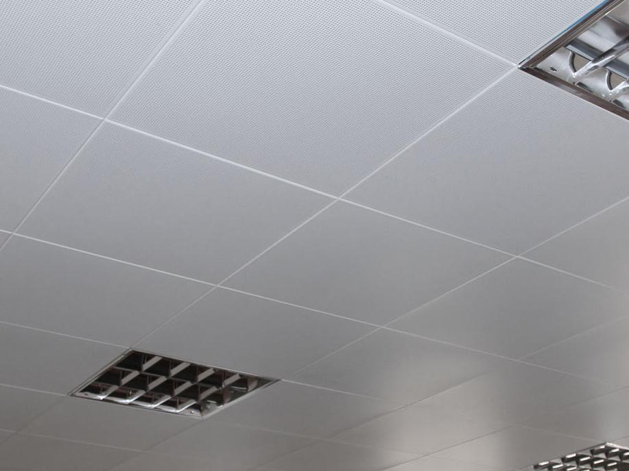 喷涂办公室铝扣板