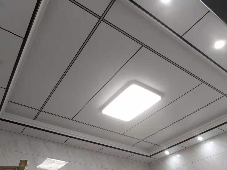 铝蜂窝板吊顶效果