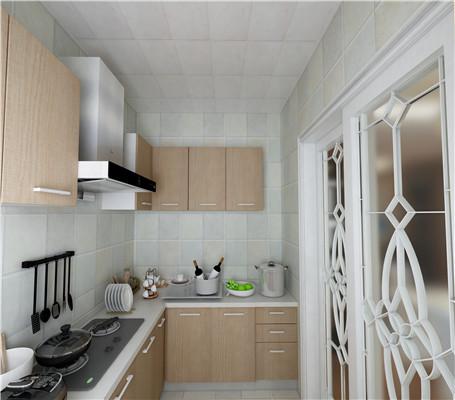 厨房是要吊顶还是刷墙